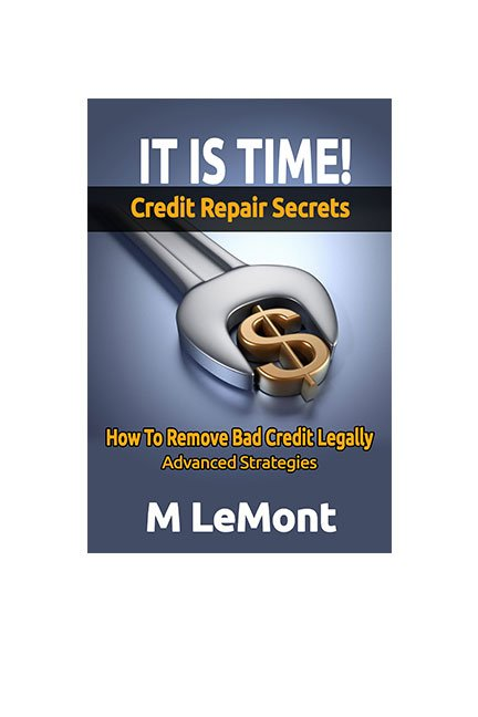 It's a Trick!!! Don't Listen to them. What  Credit bureaus don't want you to know:  #amreading IT IS TIME!  https://t.co/HoiuFThUZi #amazon