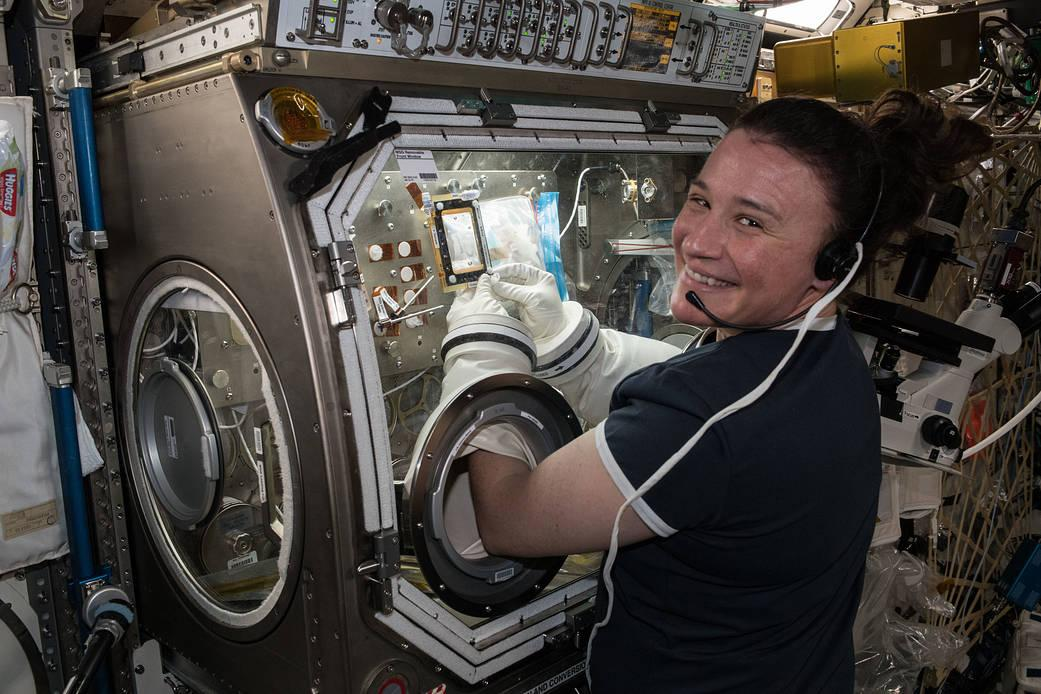 .@Space_Station's microgravity environment may be the perfect lab for testing drugs used to address cancer &amp; cardiovascular disease. We're excited about future applications of @ISS_CASIS research. LEARN MORE:   https://www. youtube.com/watch?v=YSr1ax AoMcY &nbsp; … <br>http://pic.twitter.com/wx4zkLaE5G