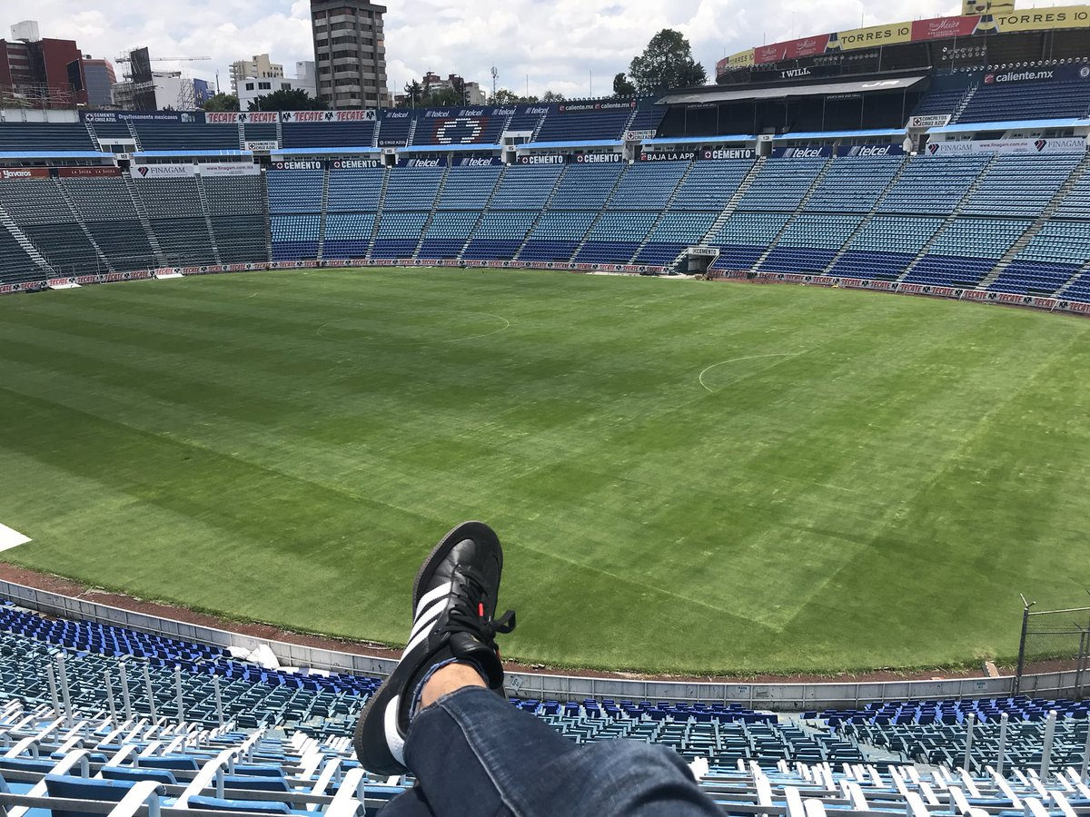 #EstadioAzul Latest News Trends Updates Images - miguelcamara