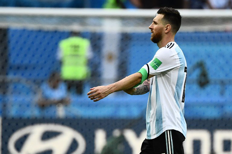 #Argentina in ansia, #Messi si prende una pausa - http://mdst.it/29a1231315/  - Ukustom
