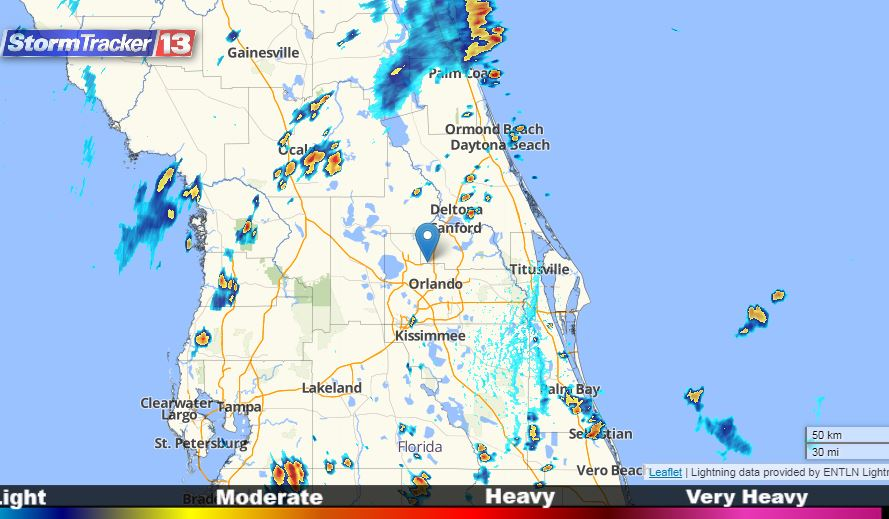 Orlando Doppler Weather Map.Weather Experts On Twitter Some Storms Across Centralfl Right Now