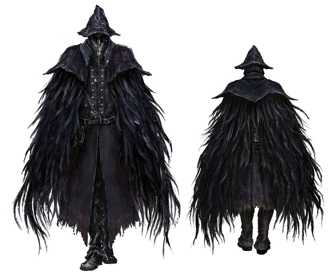 Bloodborne (2015) From Software<br>http://pic.twitter.com/pusXpCcWaM