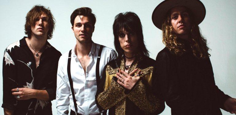 LISTEN: The Struts release new single Primadonna Like Me - go.shr.lc/2MM0x61 @TheStruts