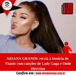 Ariana Twitter Photo