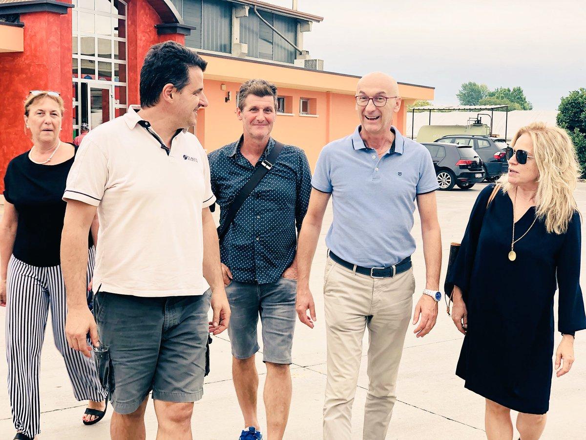Oggi in visita all'azienda #Francescon di #Rodigo #agricoltura #eccellenza #inLombardia #Italia  - Ukustom
