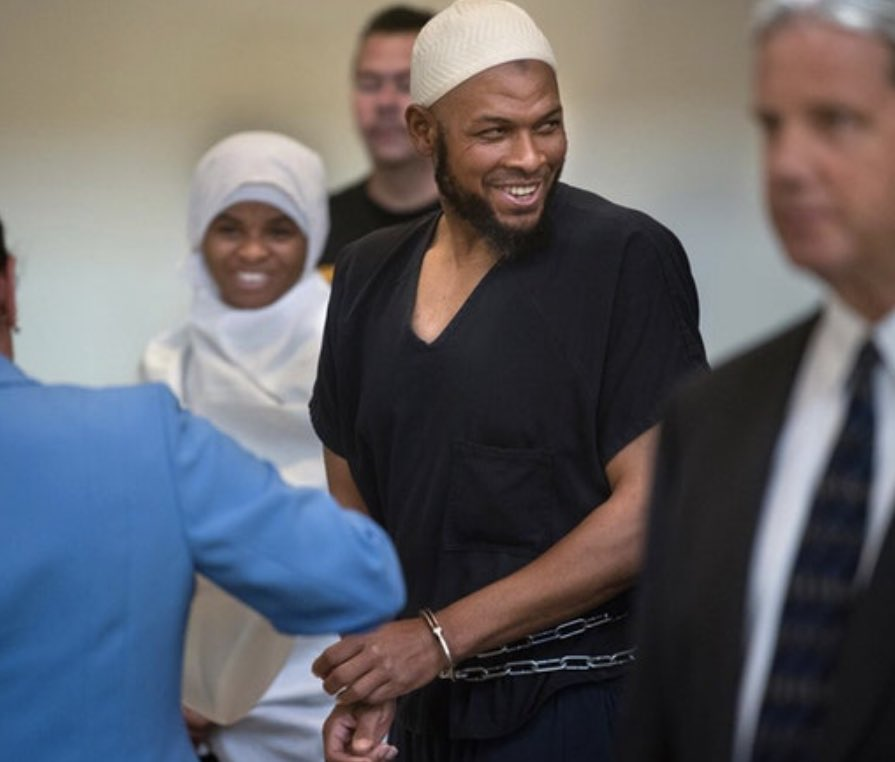 This animal is going to be released on bail after TRAINING KIDS TO SHOOT UP SCHOOLS  This form of Muslim extremism must be addressed and met with lifetime punishment in prison - he is a child abuser, terrorist, and radical  What an abuse of justice - makes me sick <br>http://pic.twitter.com/26RZScldRC