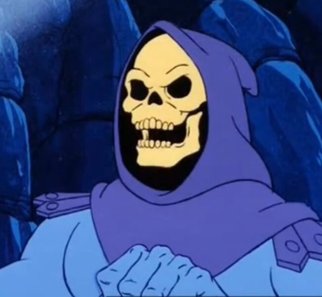 Skeletor's photo on James Bond