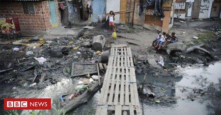 Novo relatório da Unicef aponta que acesso a sistema de esgoto é o direito 'mais negado' aos brasileiros com até 17 anos e que 58% das crianças negras vivem em situação precária https://t.co/fnkMRFf46H