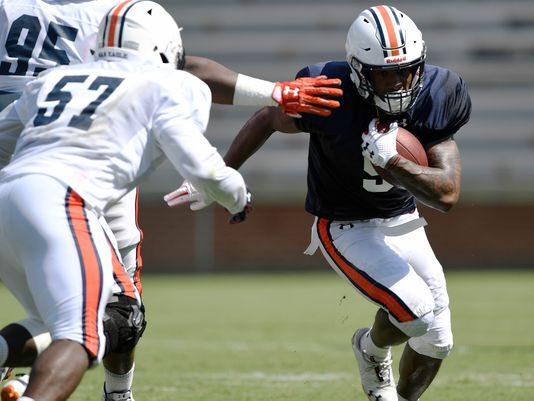 &quot;If we played today, Kam Martin would be the first guy out there, but we do have four or five other guys that we feel very good about that&#39;s competing for time.&quot; – Gus Malzahn, #SECMD18, July 19.   Will Martin be that guy all 2018 for #Auburn? (w/video)   http:// on.mgmadv.com/2B5Jkmo  &nbsp;  <br>http://pic.twitter.com/sFn1kWBMzL