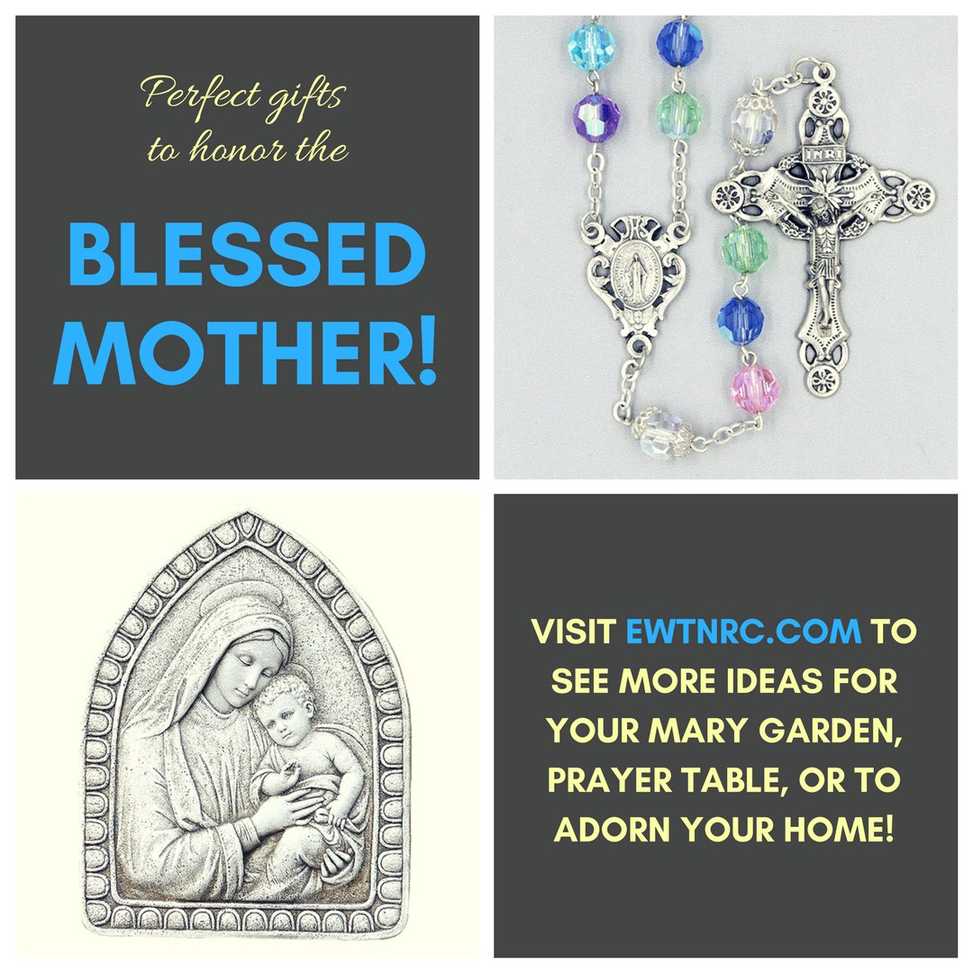&quot;Never be afraid of loving the Blessed Virgin too much. You can never love her more than Jesus did.&quot; – St. Maximilian Kolbe. #EWTN #Catholic  http:// ewtnRC.com  &nbsp;  <br>http://pic.twitter.com/YDJLlTgZIE
