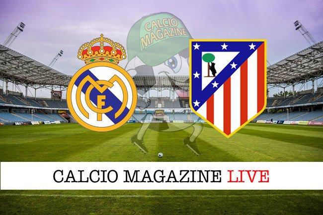 Real Madrid – Atletico Madrid: pronostico e quote per scommesse #bet  - Ukustom