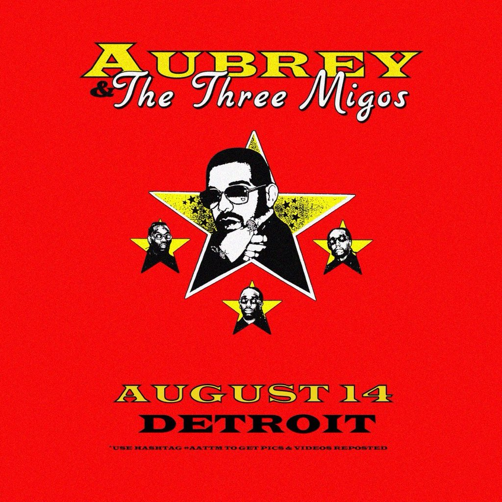 Tonight #AATTM is in Detroit for the first night of two with opening act @RoyWoods!<br>http://pic.twitter.com/tWBonBOiVA