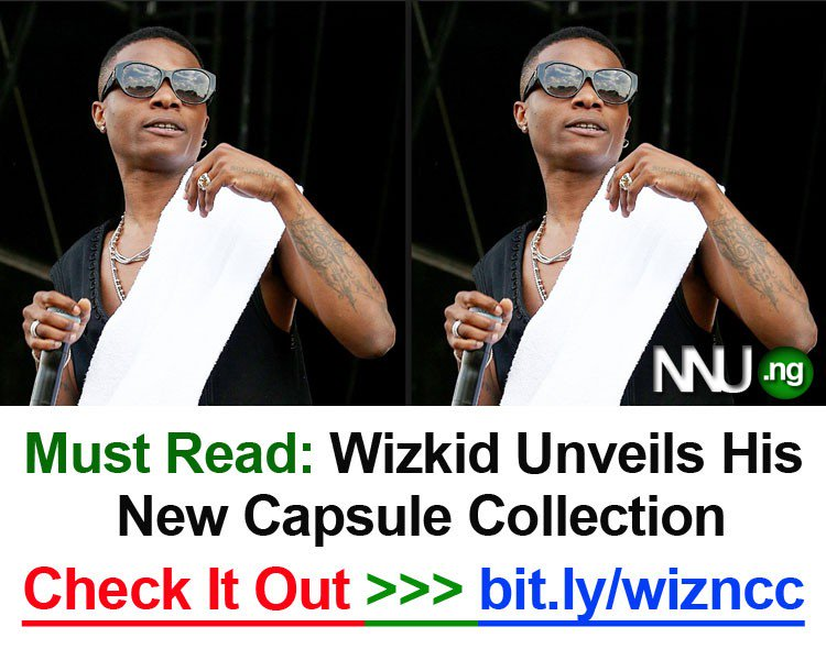 #NNU_Income -Must Read: Wizkid Unveils His New Capsule Collection - Check Image Below <br>http://pic.twitter.com/8aievc4wlf