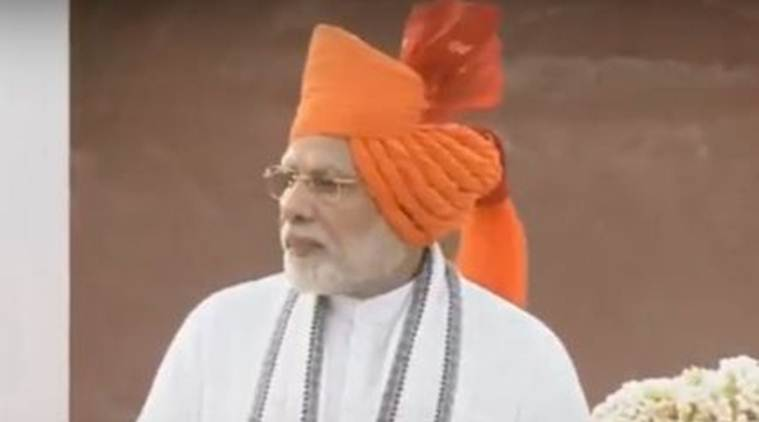 #IndependenceDay2018  PM Modi says, 'We are proud of what we have achieved and at the same time, we also have to look at where we have come from. That is when we will realised the remarkable strides the nation has made.'  Click here to read | https://t.co/tYXpuP61hl