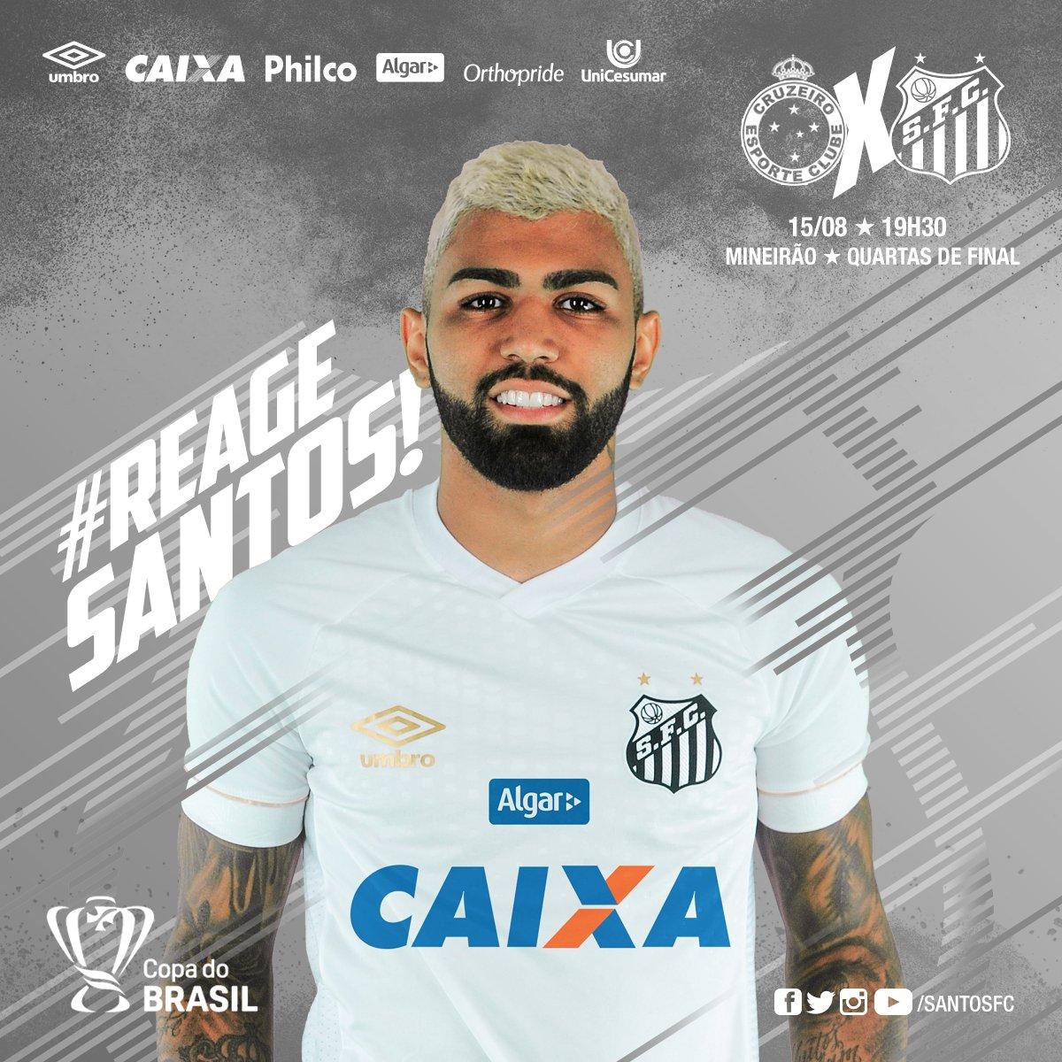 Santos Futebol Clube's photo on #ReageSantos