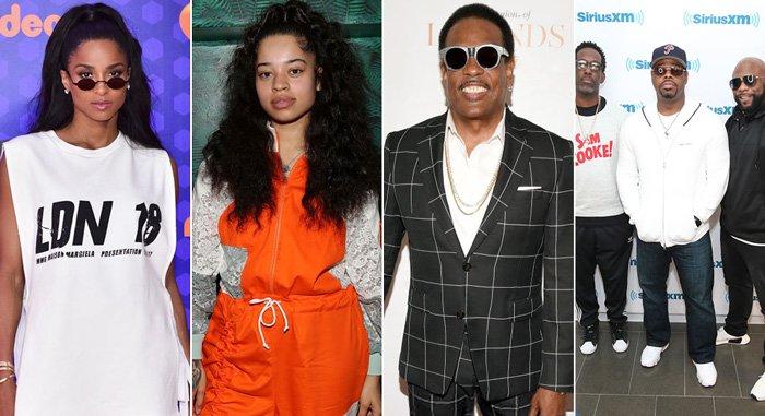 Ciara, Boyz II Men, Charlie Wilson, and Ella Mai will join Bruno Mars on his '24K Magic World Tour' https://t.co/oA6utXSNS3