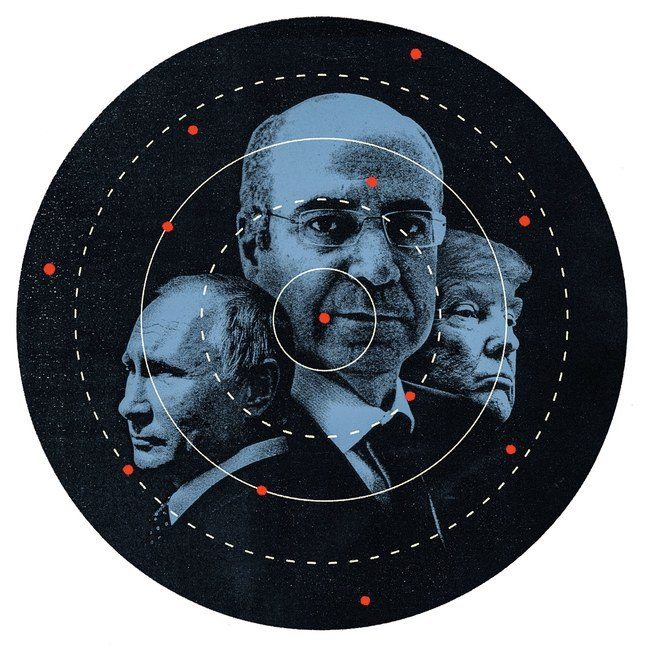 The Magnitsky Act, which sanctions Russian human-rights violators and other officials implicated in corruption and abuse-of-power cases, was passed by Congress in 2012. William Browder, Russia's most wanted man, strenuously lobbied for it: https://t.co/uKpM4UG444