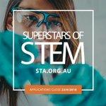 #SuperstarsofSTEM Twitter Photo