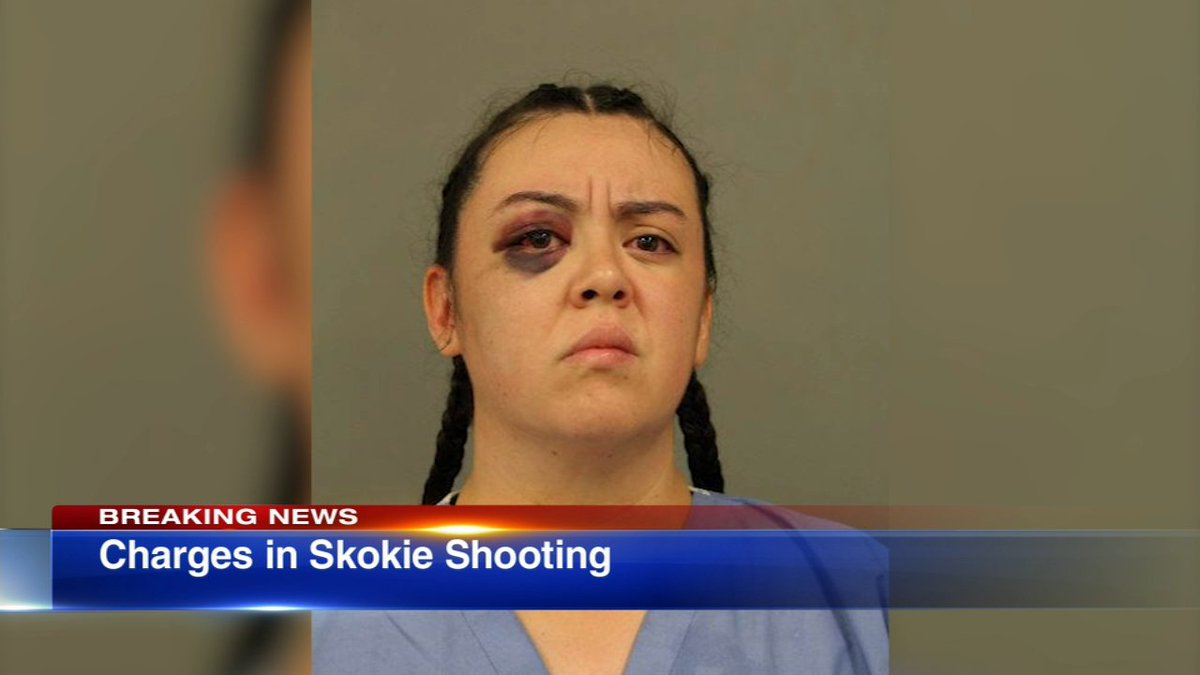 Woman charged in fatal shooting of cousin in Skokie hotel room: https://t.co/wg5SiAqqrX