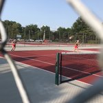 Image for the Tweet beginning: 🎾 Shelby Ladies Tennis clears