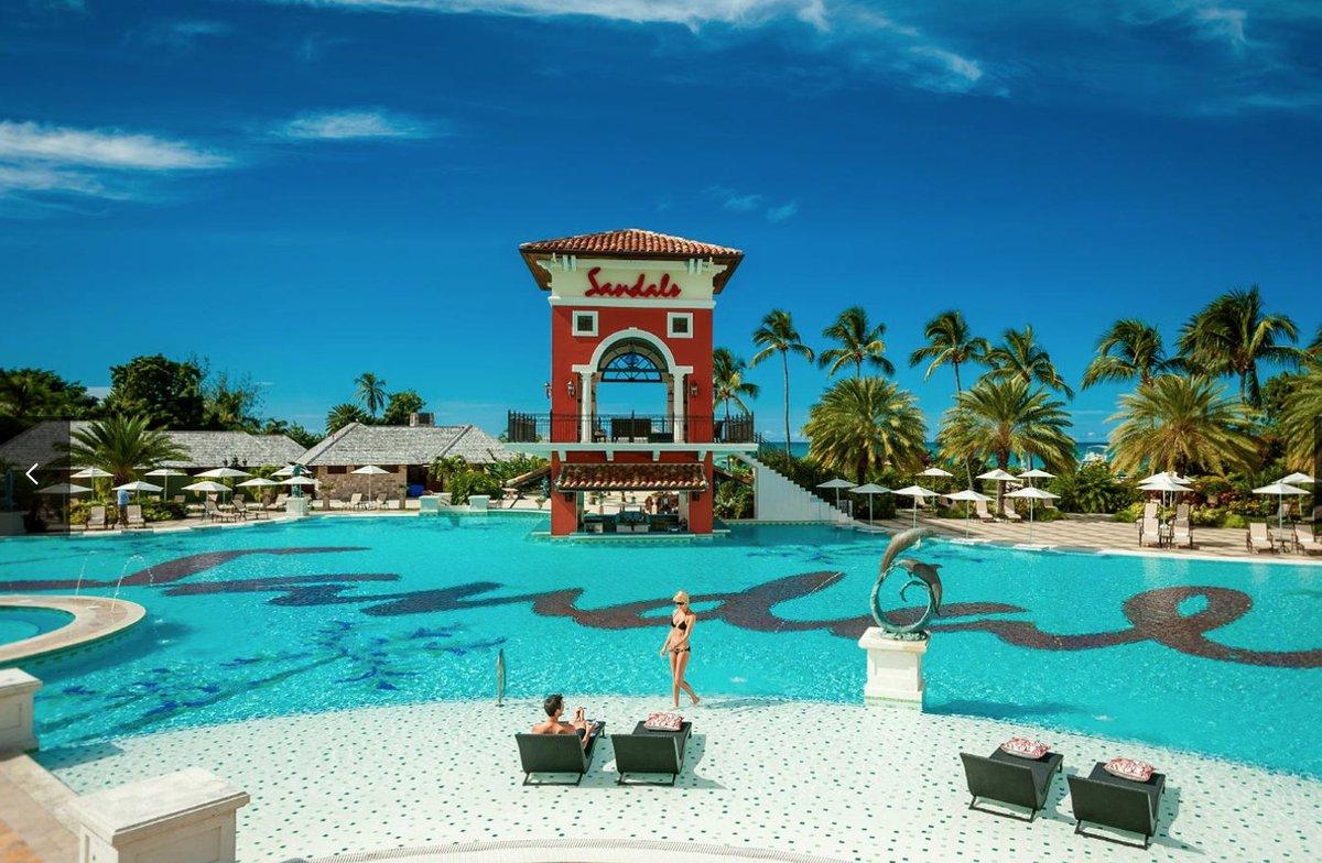 Sandals Resorts on Twitter: