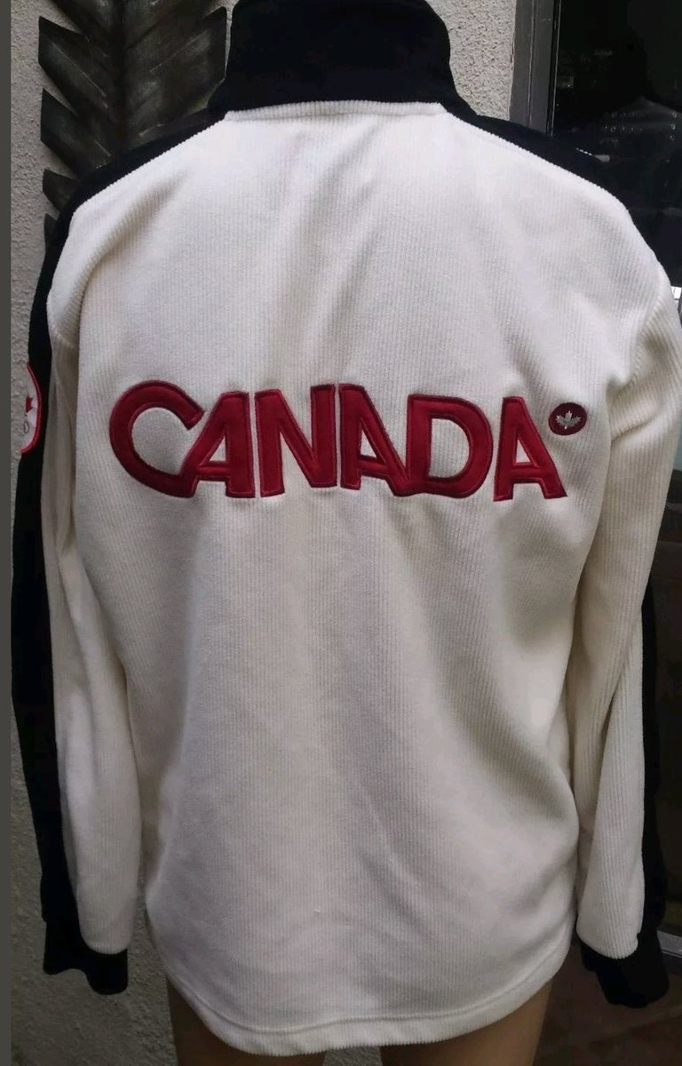 baf6e6523 Check out this official Canadian 2010 Vancouver Olympics men's pullover by  Hudson's Bay Company! Size medium, perfect condition, and two different arm  ...