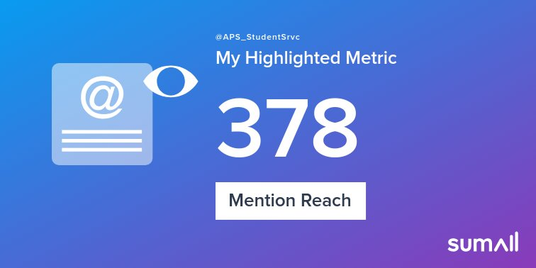 My week on Twitter 🎉: 1 Mention, 378 Mention Reach, 2 Likes, 5 New Followers. See yours with <a target='_blank' href='https://t.co/DE32NKi36Z'>https://t.co/DE32NKi36Z</a> <a target='_blank' href='https://t.co/M9Hb4pk8ha'>https://t.co/M9Hb4pk8ha</a>
