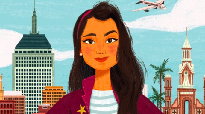 Here are 7 inspiring stories about the immigrant and refugee experience: spr.ly/6014DvEbe via @BNKids