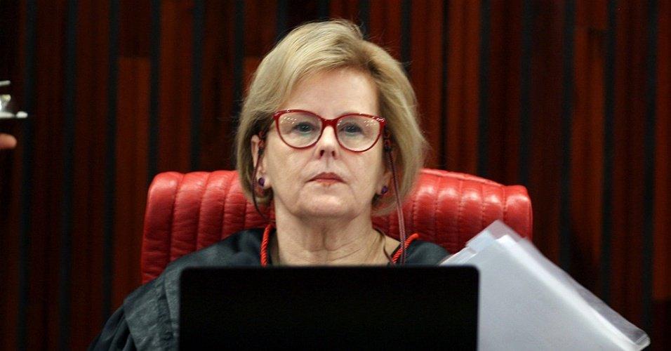 Novo comando na corte eleitoral   Rosa assume presidência do TSE e comanda eleição https://t.co/JMlxABGowR