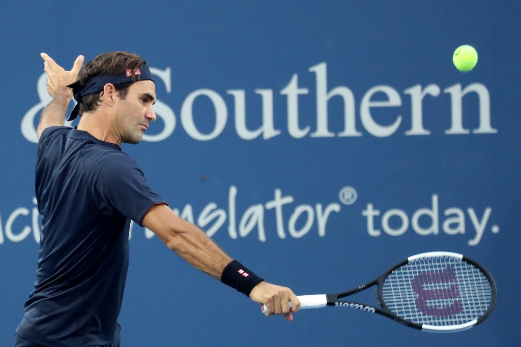 It´s great to see you back @rogerfederer  Beautiful in  <br>http://pic.twitter.com/F8ks3HqCS7