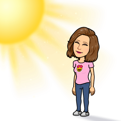 A2: SMILE! Exude positivity! Make any space you are in feel like sunshine on a cool day! #pln365
