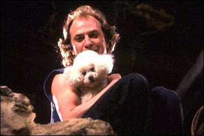 Ready for your mind to be blown? The dog from SILENCE OF THE LAMBS and the dog from THE BURBS is the same dog