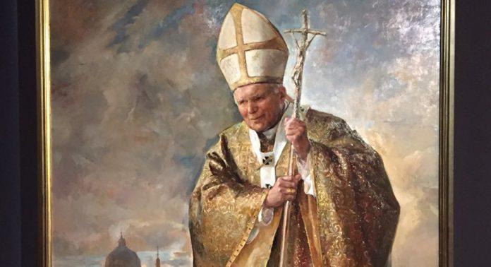 La exposición en la CDMX que recuerda a Juan Pablo II y todos los Papas: https://t.co/1xBnDeFD4D