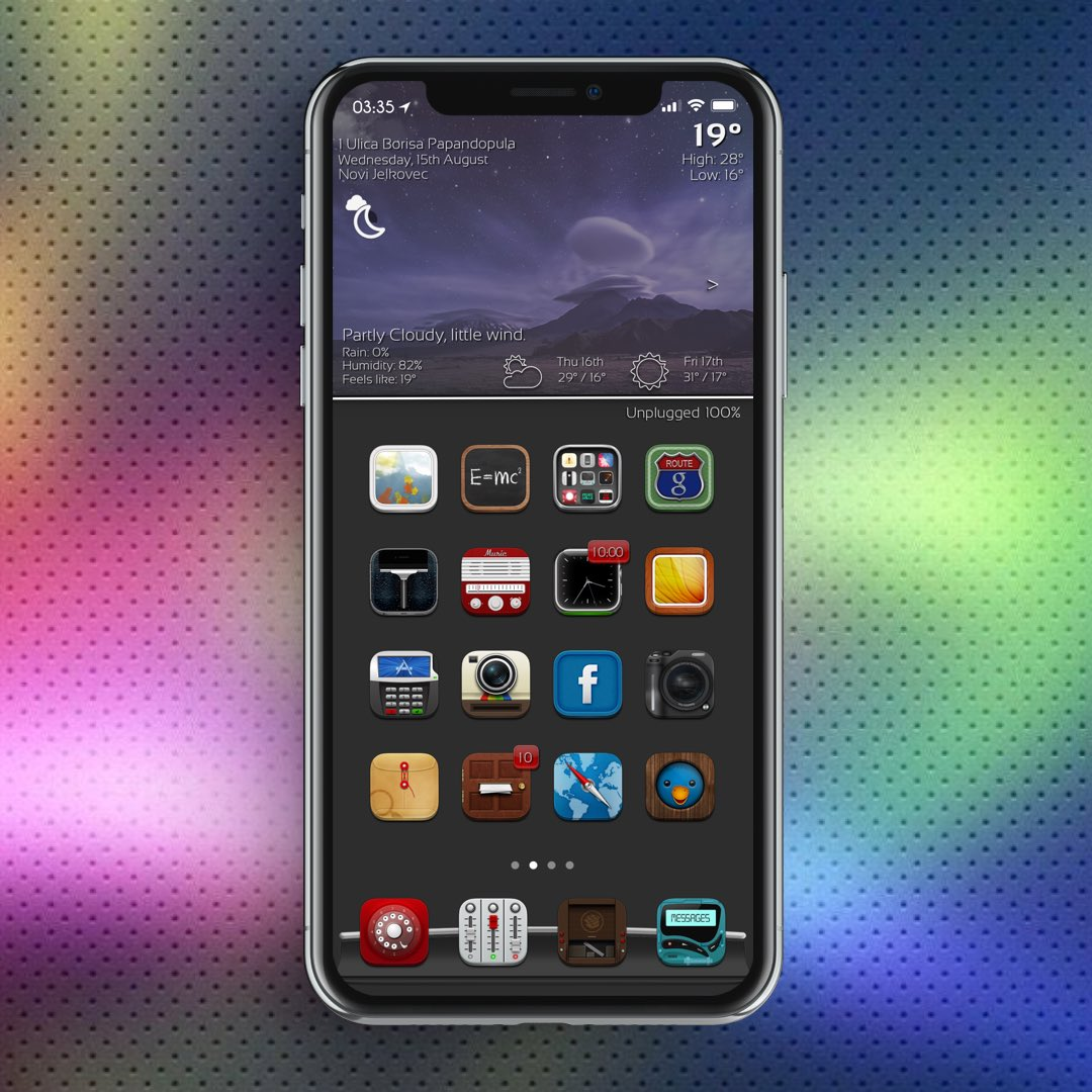 uniaw by @wrussell1989 sub8 by @Subywrex dock by @StudioProz ,thanky you #XenHTML  @_Matchstic<br>http://pic.twitter.com/or46tfGVqU