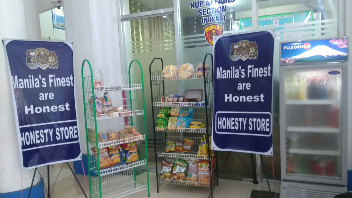 Honesty store, MPD's 'honesty store' closes down, proving we're all selfish dicks