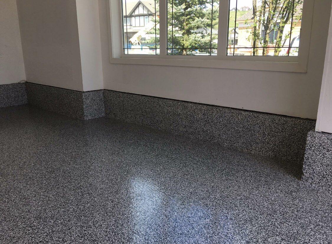 Diamond Grinding Epoxy Sealing Floors Calgary