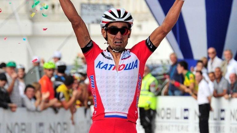 Vincitore della MILANO TORINO 2014 #AUGURI  a... GIAMPAOLO CARUSO (38 anni) #compleanno #ciclismo   - Ukustom