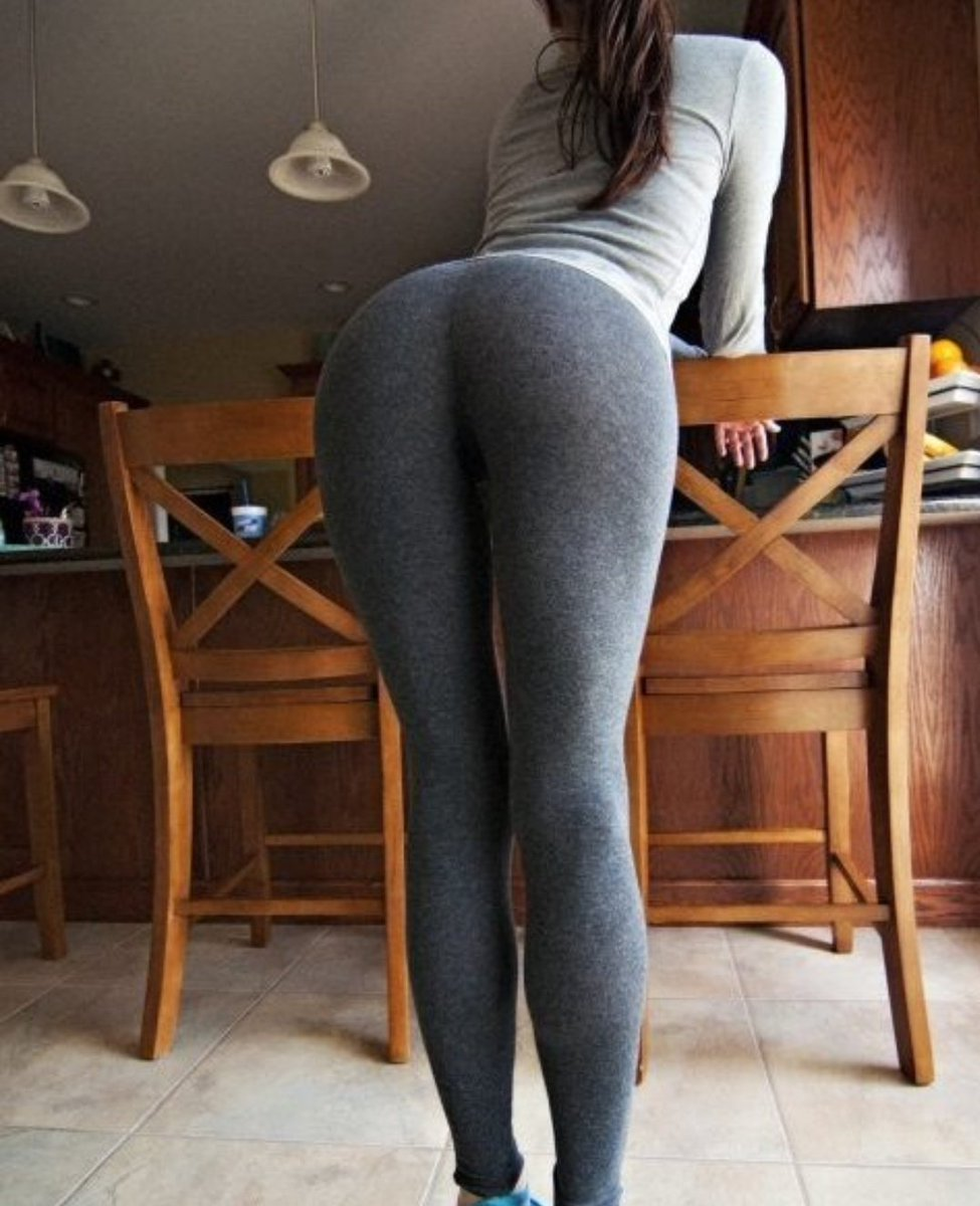 Hot Babes Yoga Pants