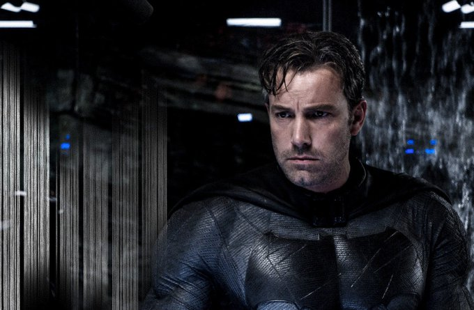 Happy Birthday to the best Batman, Ben Affleck.