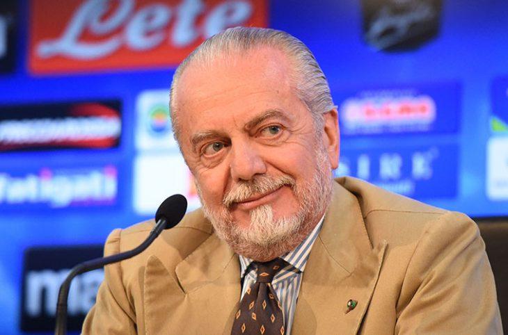 Il messaggio di #DeLaurentiis ai tifosi del #Napoli in occasione del #Ferragosto https:// www.napolicalciolive.com/2018/08/15/delaurentiis-twitter-ferragosto-tifosi/  - Ukustom