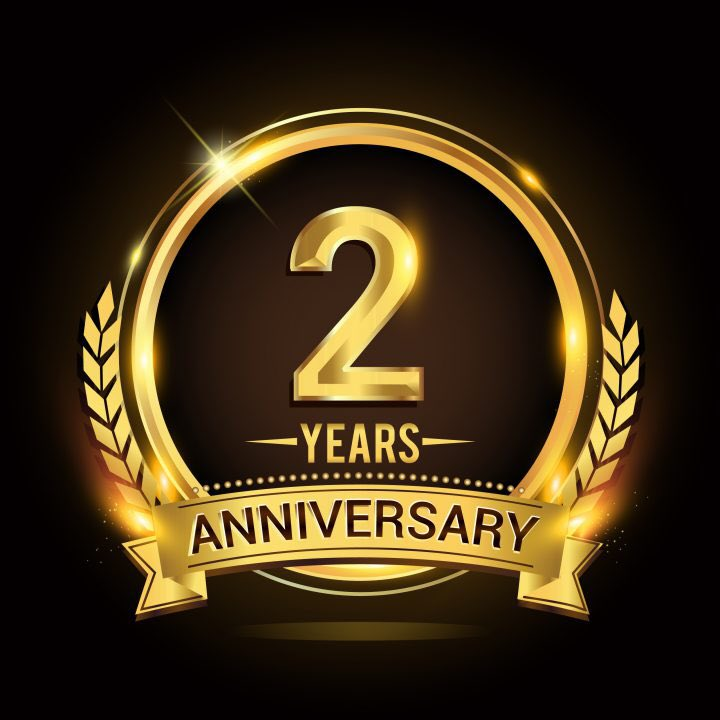 On Twitter Happy 2 Year Work Anniversary To Our