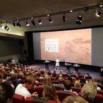 """En strålende @LiseGulbransen og @HoldNorgeRent  sparket i gang """"Norwegian solutions in a sea of plastic"""" i dag - på @ArendalsUka  #fullsal 👍👍👍"""