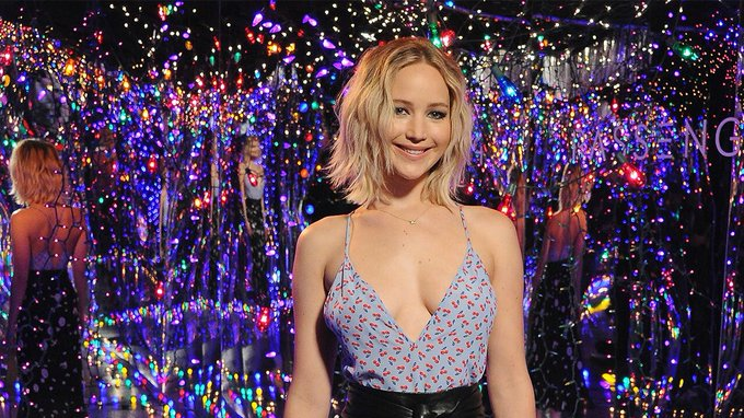 Happy 28th Birthday to Jennifer Lawrence!