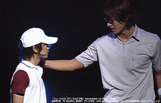 ミュージカル『テニスの王子様』 Remarkable 1st Match 不動峰 8/15(水)よる