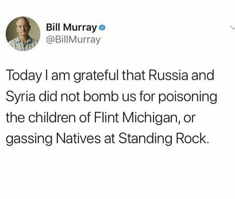 #ExciteMeIn3Words  Bill Murray really. <br>http://pic.twitter.com/TjLXVbsB2g