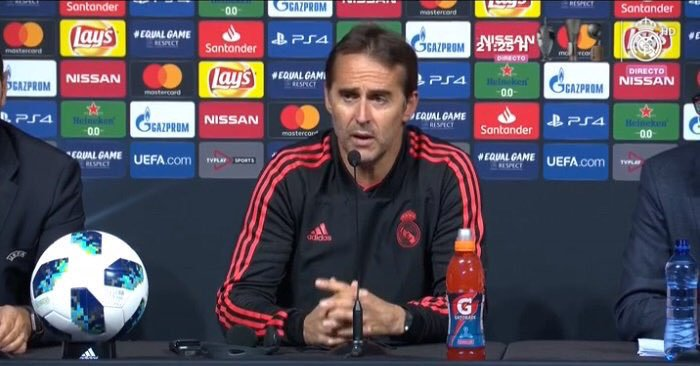 #Lopetegui:&quot;We&#39;re feeling good and optimistic. We&#39;re chipping away at the stages of our preparations, but we&#39;ve now got this final and our preparations have been focused on winning it..&quot; #RMSuperCup<br>http://pic.twitter.com/K7HEQLakbs