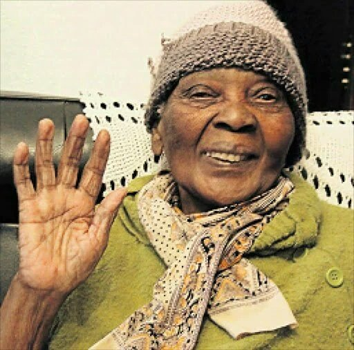 May your revolutionary spirit rest in eternal peace Mother of Azania... #izwelethu<br>http://pic.twitter.com/sLyQyowQ0s
