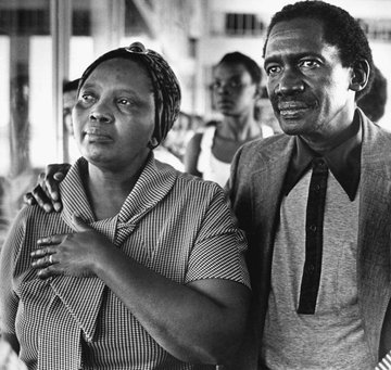 It is with great sadness to announce the passing of our Mother and stalwart Ma Zondeni Sobukwe this morning. May her revolutionary spirit rest In eternal peace. Ww are truly orphans! <br>http://pic.twitter.com/JNRk2fsf0Y