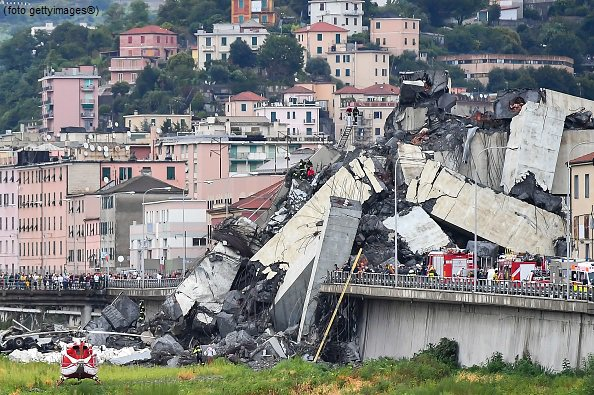 #UltimOra Crollo ponte #Genova, 440 sfollati e 11 palazzi evacuati #canale50 http://sky.tg/m8cyy  - Ukustom