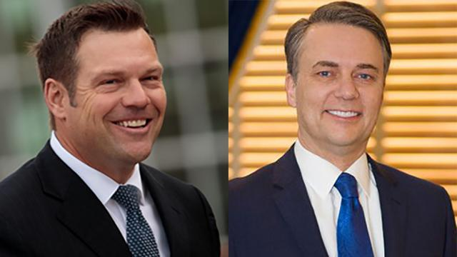 Top Trump ally Kobach beats incumbent in Kansas GOP governor's primary https://t.co/Mmh4M1gEjI https://t.co/8Km6YtauTD